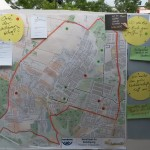 Lebendiger Stadtplan